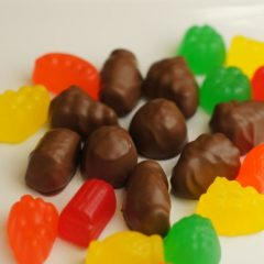 Chocolate Covered Jujubes