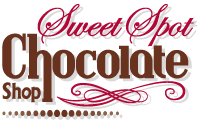 Sweet Spot Chocolate Shop Logo
