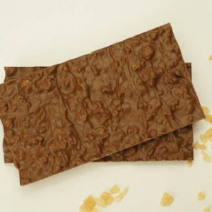 Milk Chocolate Krispy Bark