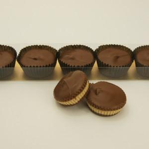 Milk Chocolate Peanut Butter Bites