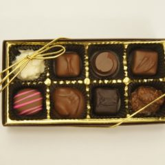 8 Piece Chocolate Assortment