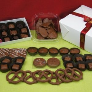 Gift pack 3 Chocolate assortment