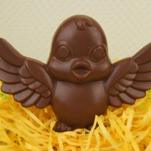 Milk Chocolate Baby Bird