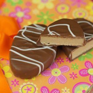 Milk Chocolate Peanut Butter Egg