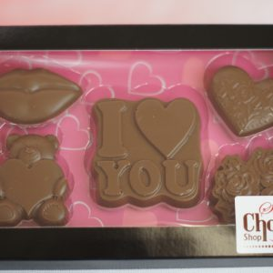 'I Love You' Chocolate Box