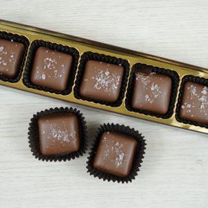 Milk Chocolate Salted Caramel