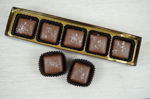 Milk Chocolate Salted Caramel