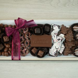 Trays of Chocolates