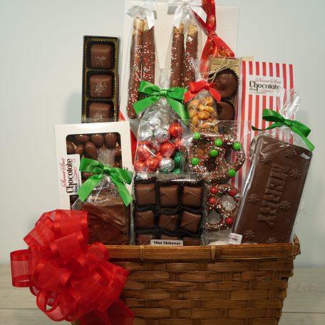 Christmas Basket Large