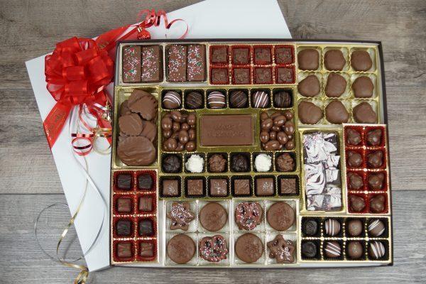 Sweet Spot Chocolates second largest Box of Chocolates