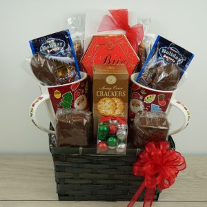 The Mistletoe Basket