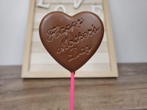 Heart Shape Happy Mother's Day Pop