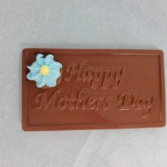 Happy Mother's Day Bar with Flower