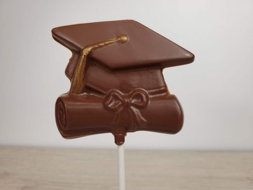 Graduation Cap and Diploma Pop