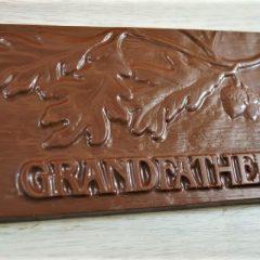 Sweet Spot Chocolate Shop Grandfather Bar Milk Chocolate