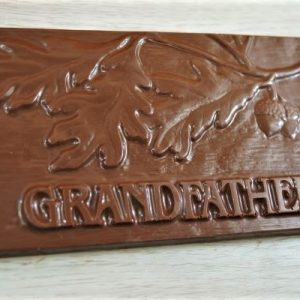 Sweet Spot Chocolate Shop Grandfather Bar Milk Chocolate