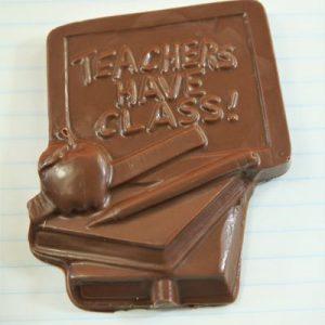 Sweet Spot Chocolate Shop Teachers Have Class Bar