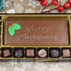 Sweet Spot Chocolate Shop 14 pc with Bar Chocolate Box