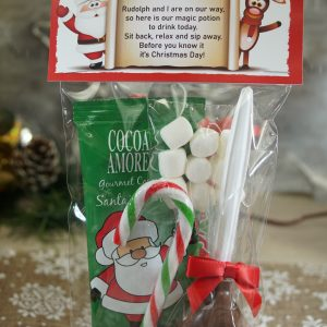Sweet Spot Chocolate Shop Christmas Potion