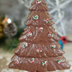 Sweet Spot Chocolate Shop Large decorated Tree (2)