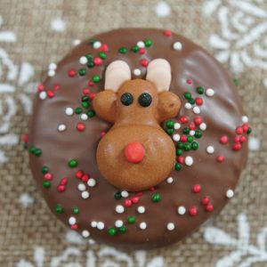 Sweet Spot Chocolate Shop Reindeer Oreo