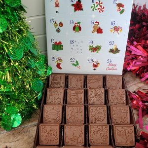 Sweet Spot Chocolate Shop Christmas Count Down